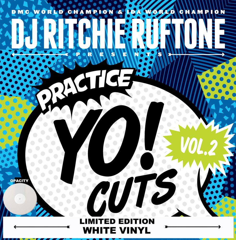 Practice Yo Cuts Vol 2 - 100bpm non-skip scratch loops