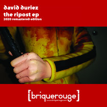 [BR110] : David Duriez - The Ripost [2020 Remastered Edition] cover art