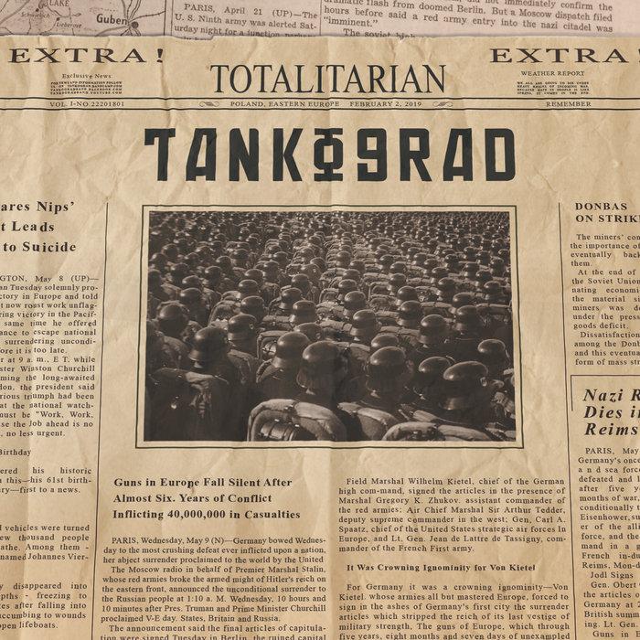 Totalitarian | Tankograd