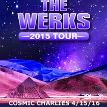 Live @ Cosmic Charlies 4/16/15 cover art