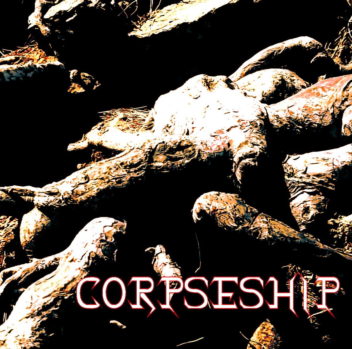 Corpseship >  Dark roots for a dead universe (2017)