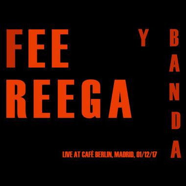 Fee Reega Band live at Café Berlin, Madrid main photo