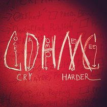 Cry Harder cover art