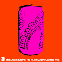 Too Much Sugar (Acoustic Version) cover art
