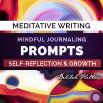 Meditative Writing Prompts cover art