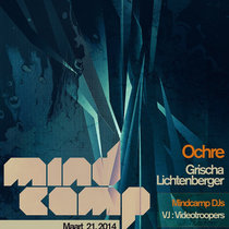 Live at Mindcamp (Utrecht, 2014) cover art