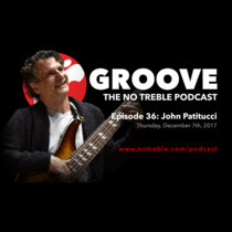 Groove – Episode #36: John Patitucci cover art
