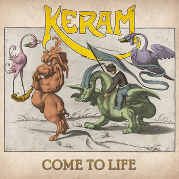 Come to Life (Full Length Album) by Keram