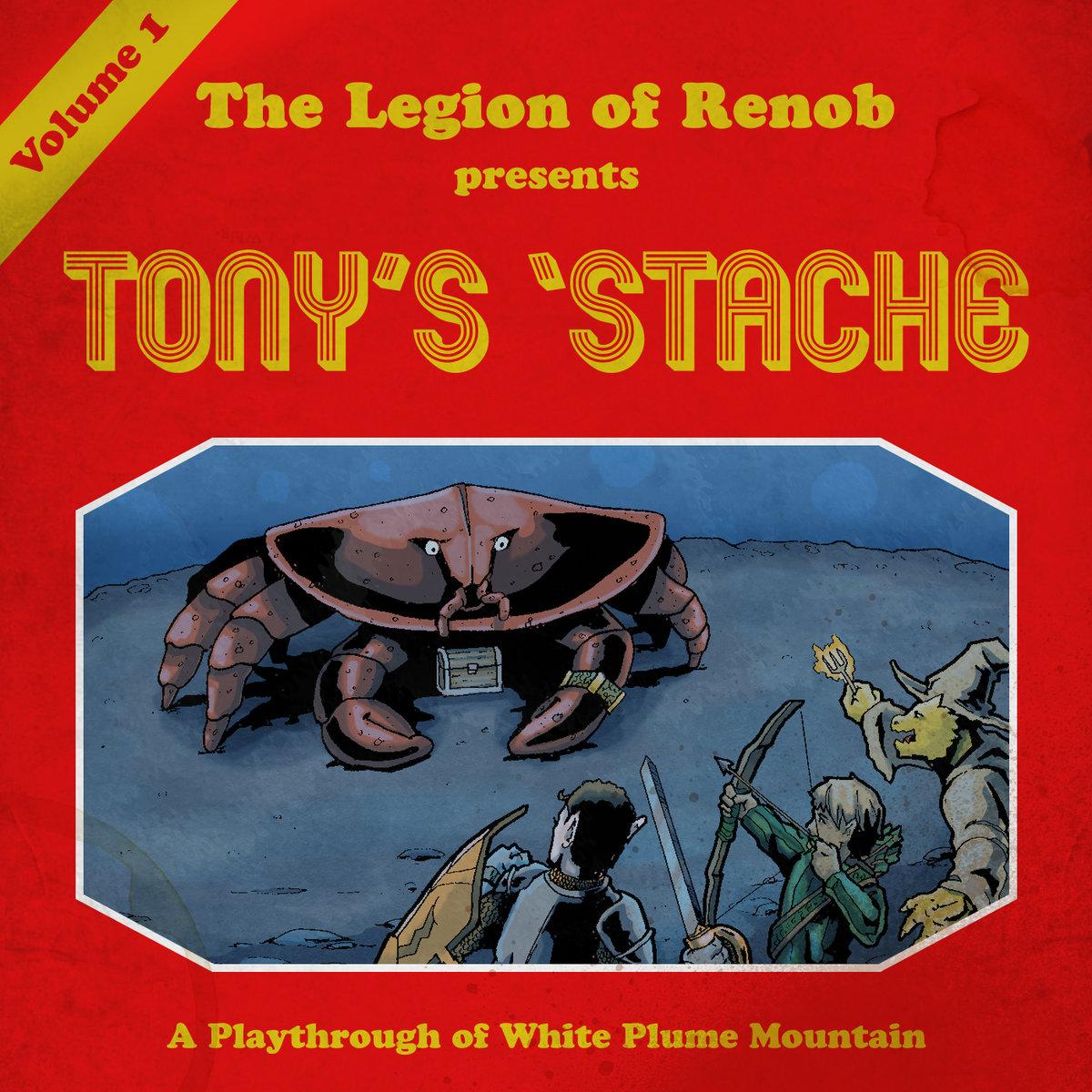 Tony's Stache Episode 12: Geyser 2: The Geyser's Revenge | Legion of