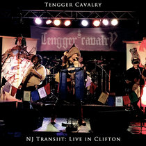 NJ Transiit: Live in Clifton (EP) cover art