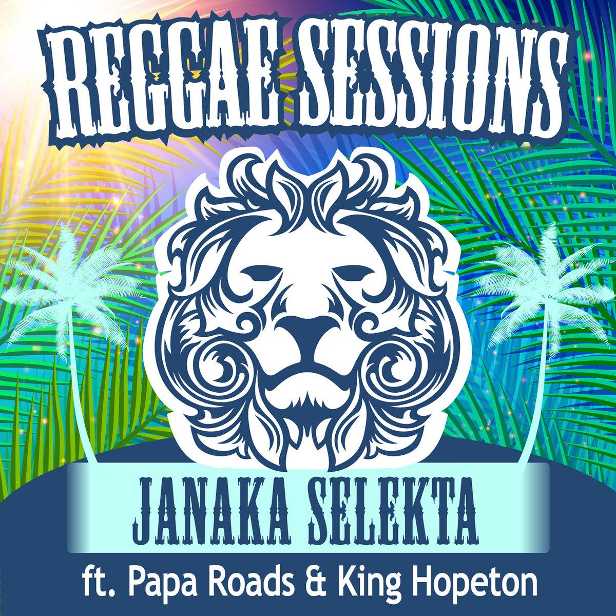 Reggae Sessions ft  King Hopeton & Papa Roads | Muti Music