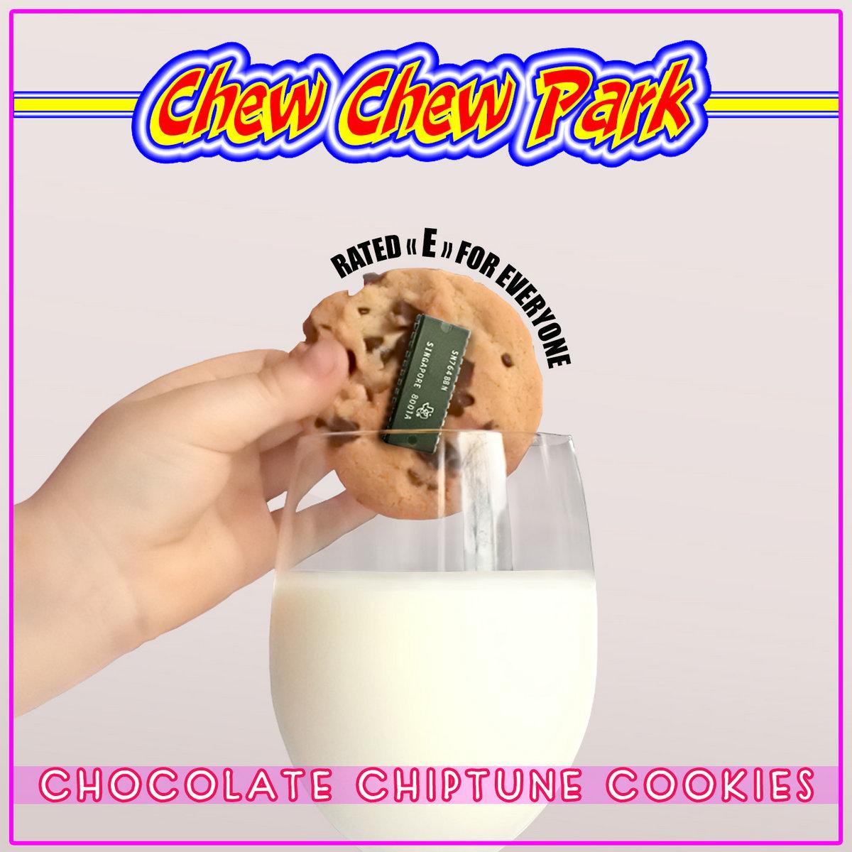 Third Cookie Presentation | Chew Chew Park