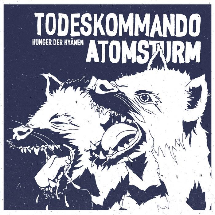 Hunger der Hyänen, by todeskommando atomsturm