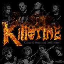 Killotine E.P. (with Osmium Guillotine) cover art