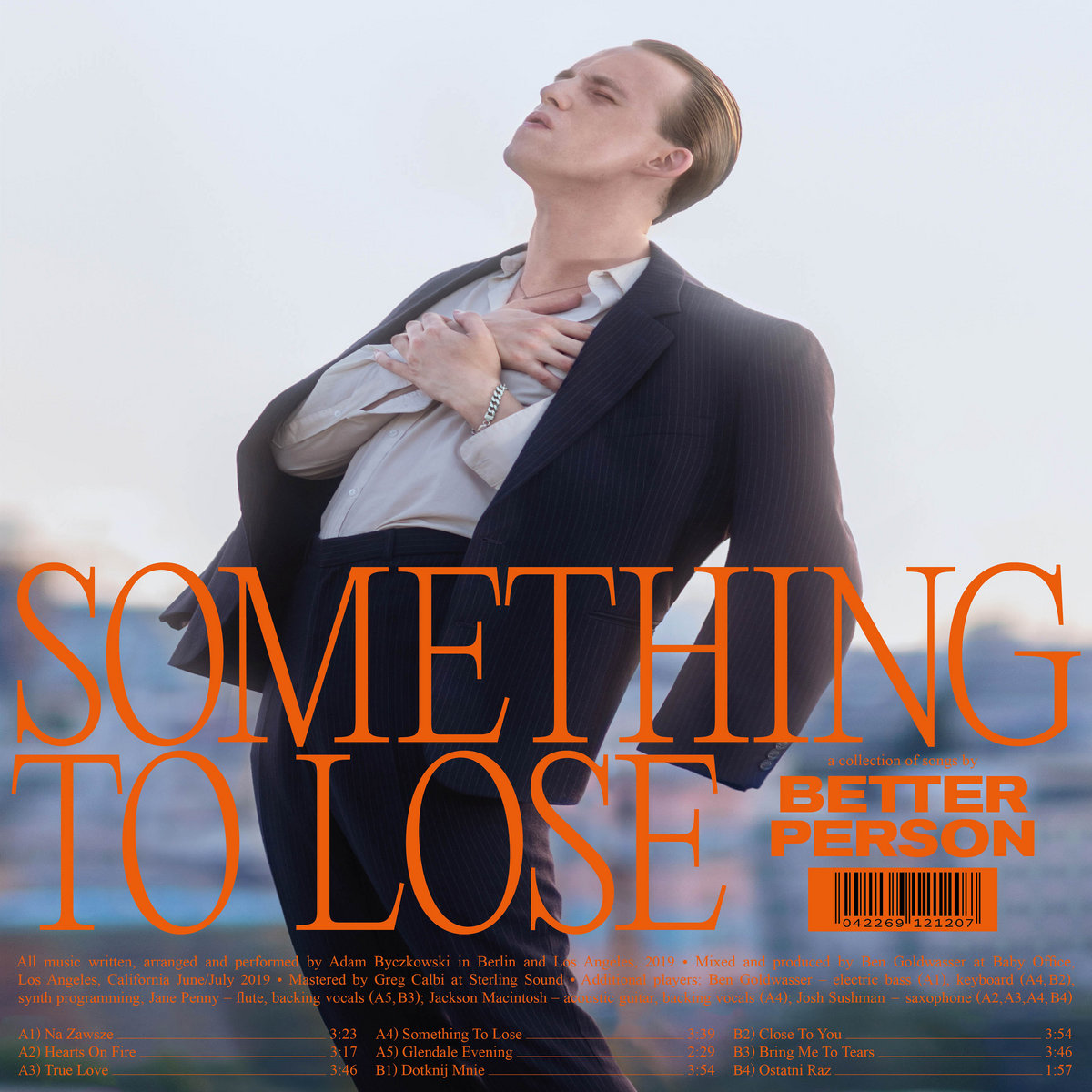 Something to Lose | Better Person