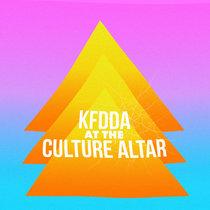 KFDDA at the Culture Altar cover art