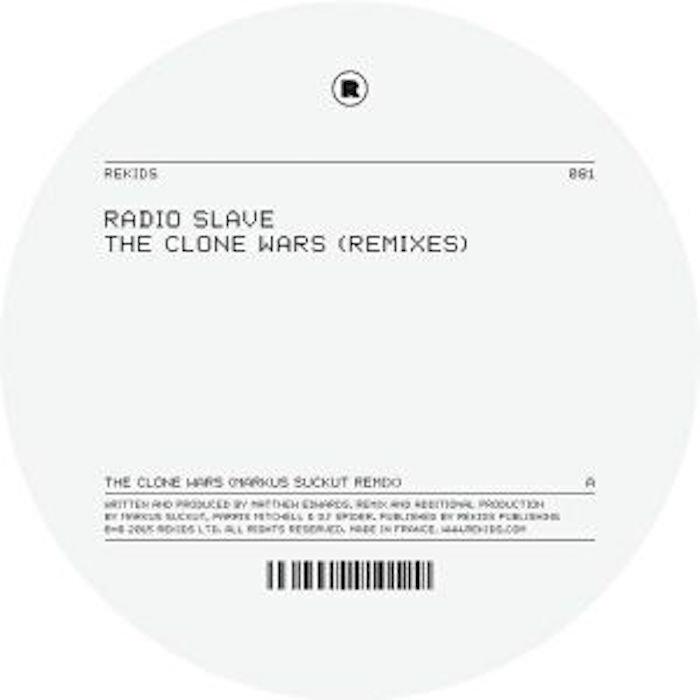 Radio Slave: Clone Wars (DJ Spider Remix) (12