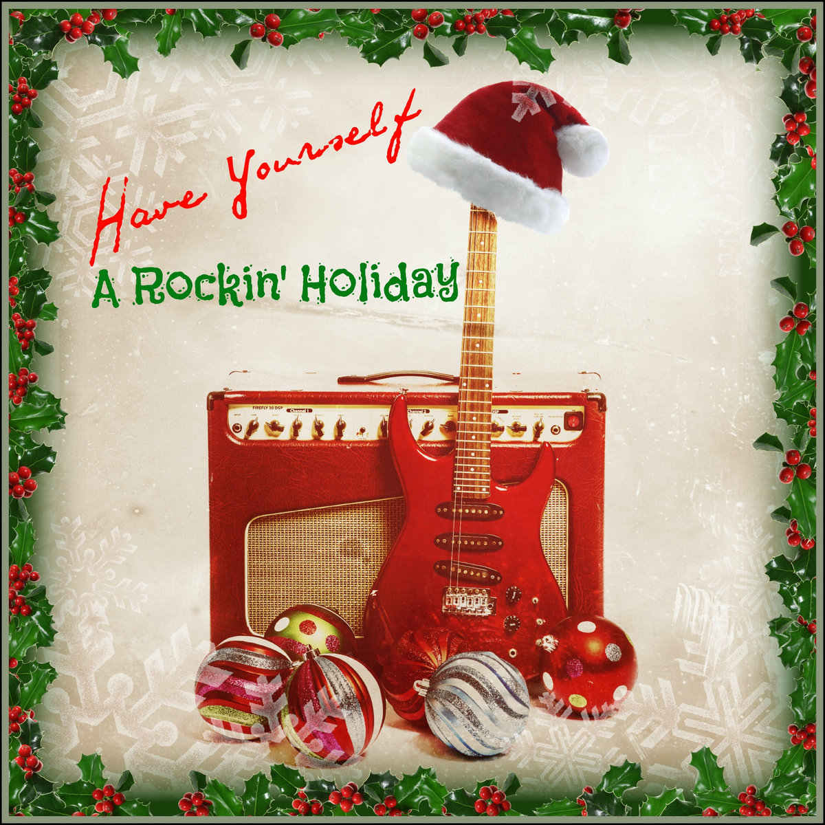 Have Yourself A Rockin' Holiday | Heavy Hitters Music