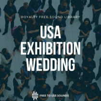 Crowd Walla Ambience USA   Exhibition And Wedding Soundscape cover art