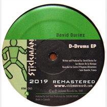 David Duriez - D-Drums Action [2019 Remastered] cover art