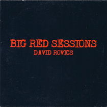 Big Red Sessions & Ten New Songs (double album) cover art
