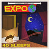 40 Sleeps (Standard 16bit/44.1kHz Resolution) Cover Art
