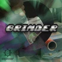 Grinder cover art