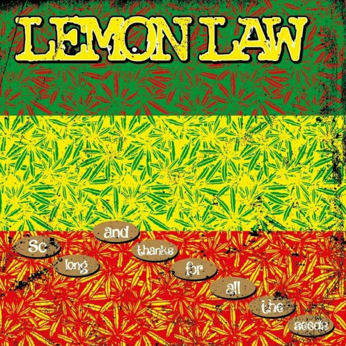 From So Long And Thanks For All The Seeds By Lemon Law