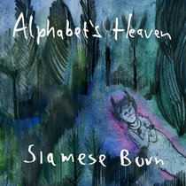 Siamese Burn EP cover art