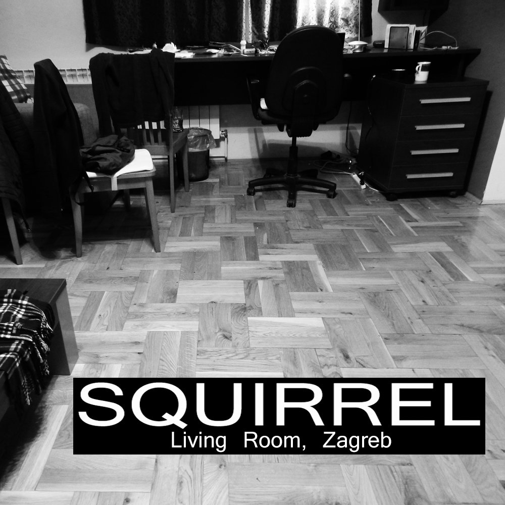 Living Room, Zagreb | Squirrel