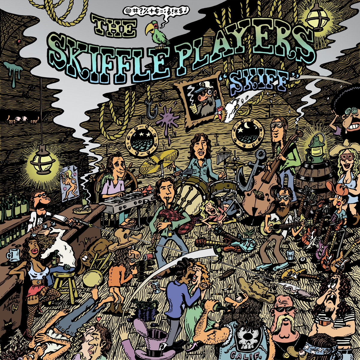 Skiff | The Skiffle Players