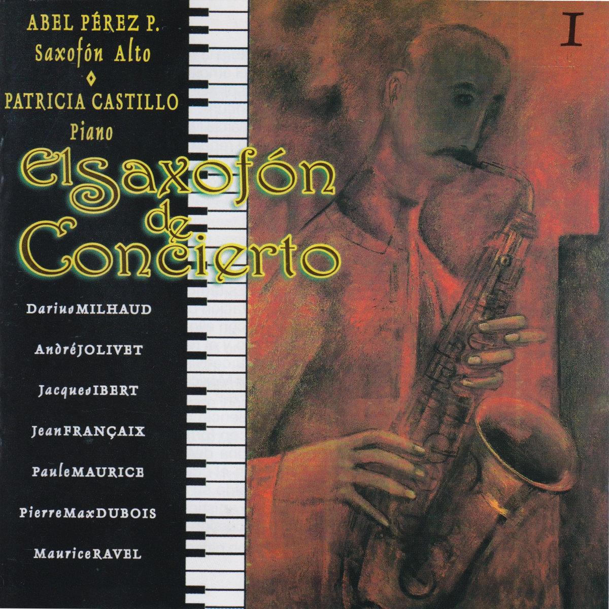 Paule Maurice Tableaux De Provence Suite For Saxophone Et Piano V