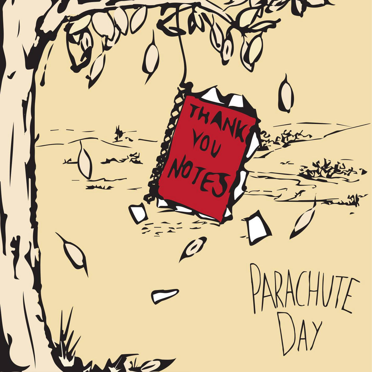 Thank you notes parachute day thank you notes altavistaventures Image collections