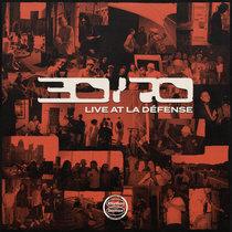 Live At La Défense cover art