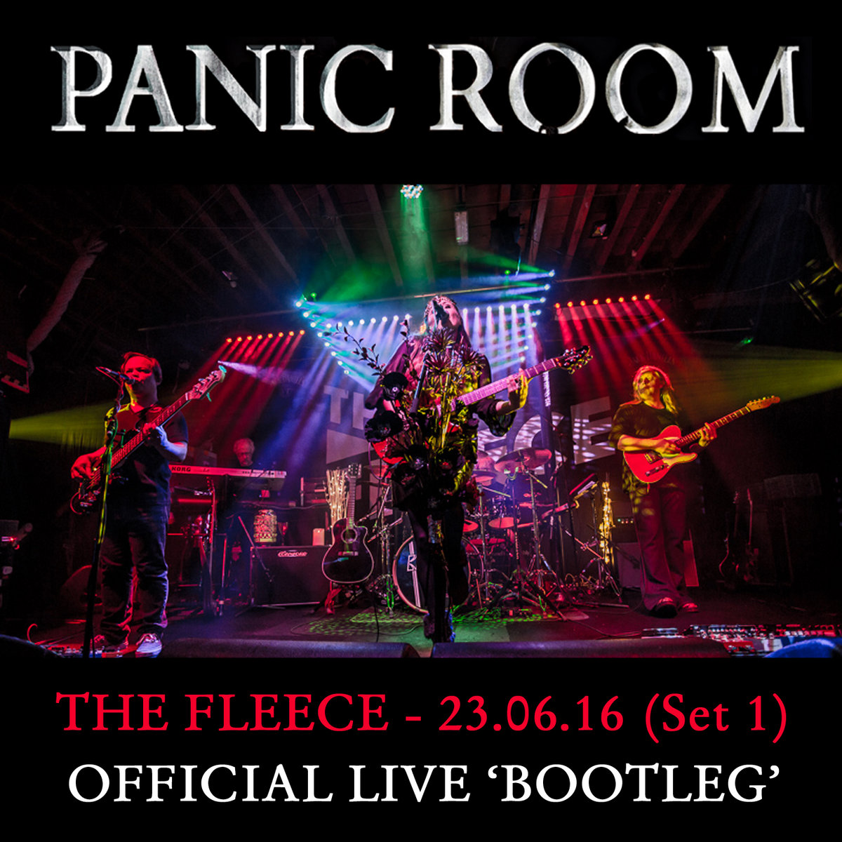Superior From Live At The Fleece   Official Bootleg   Set 1 (23 . 06 . 2016) By  PANIC ROOM Part 31