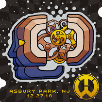 LIVE @ The Wonder Bar - Asbury, NJ 12.27.18 cover art