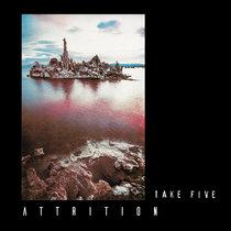 Take Five cover art