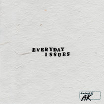 Everyday Issues cover art
