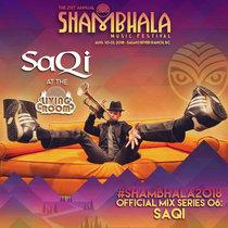 Shambhala 2018 Official Mix Series: SaQi cover art