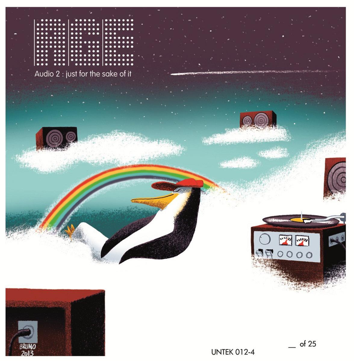 Age-Audio 2: Just For The Sake    Cassette Version | UNTEK Recordings