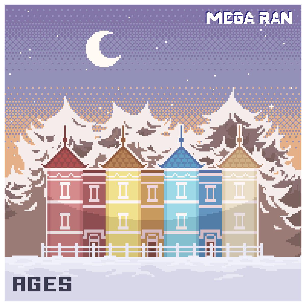 Mega Ran – AGES, Vol. 1