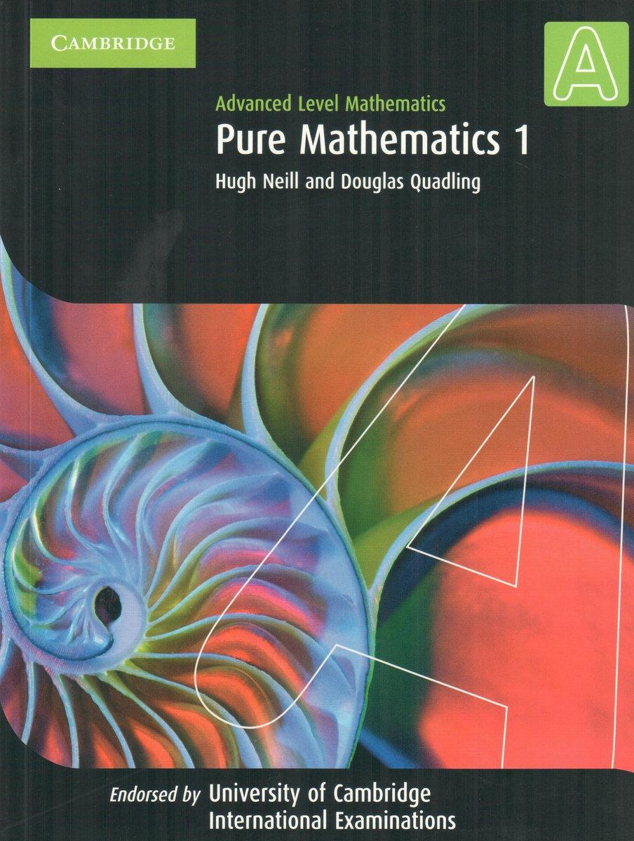 Cambridge Advanced Level Mathematics Pdf