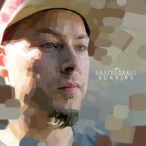 SURVIVE ep cover art