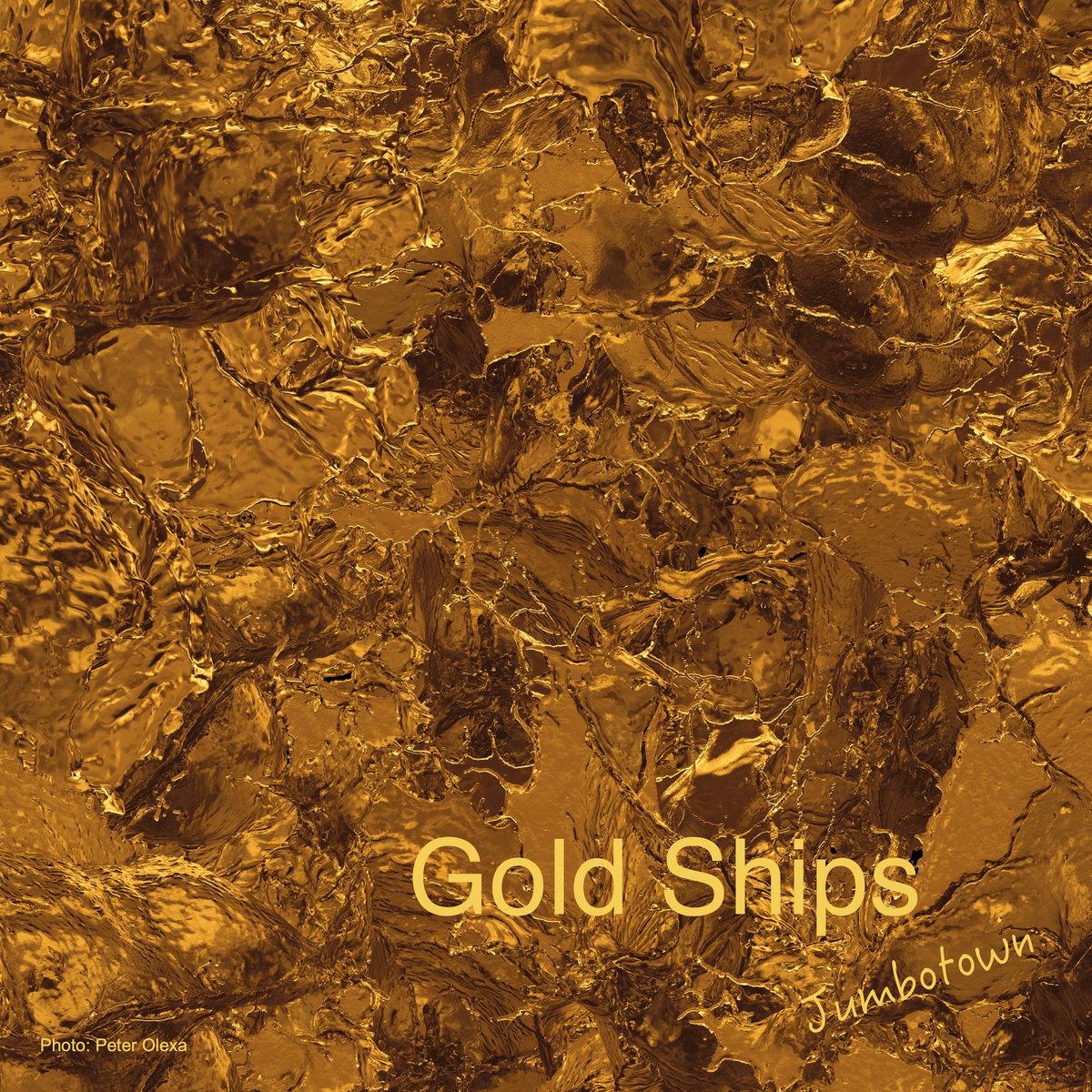 Gold Ships by Jumbotown