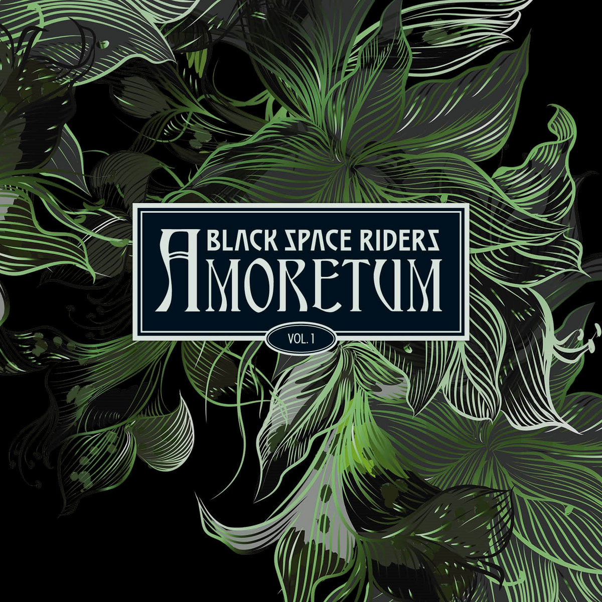 Image result for black space riders amoretum vol. 1
