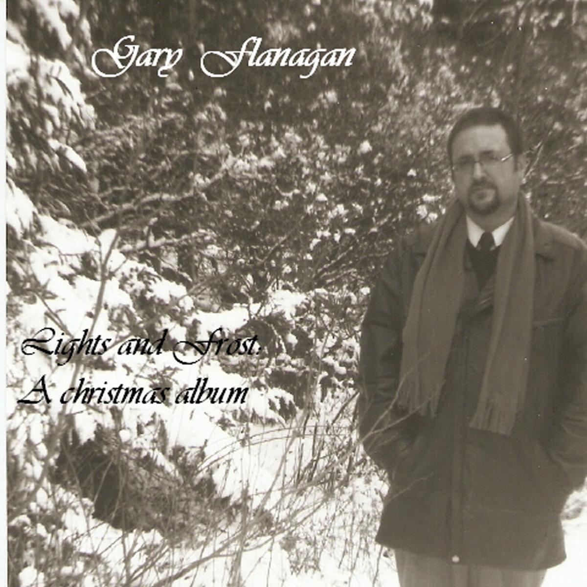 Last Christmas Album Cover.Last Christmas Gary Flanagan
