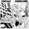 "Venkman / Horse&Deer Split 7"" Cover Art"
