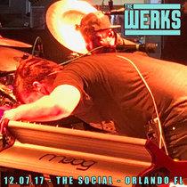 LIVE @ The Social - Orlando, FL 12.07.17 cover art