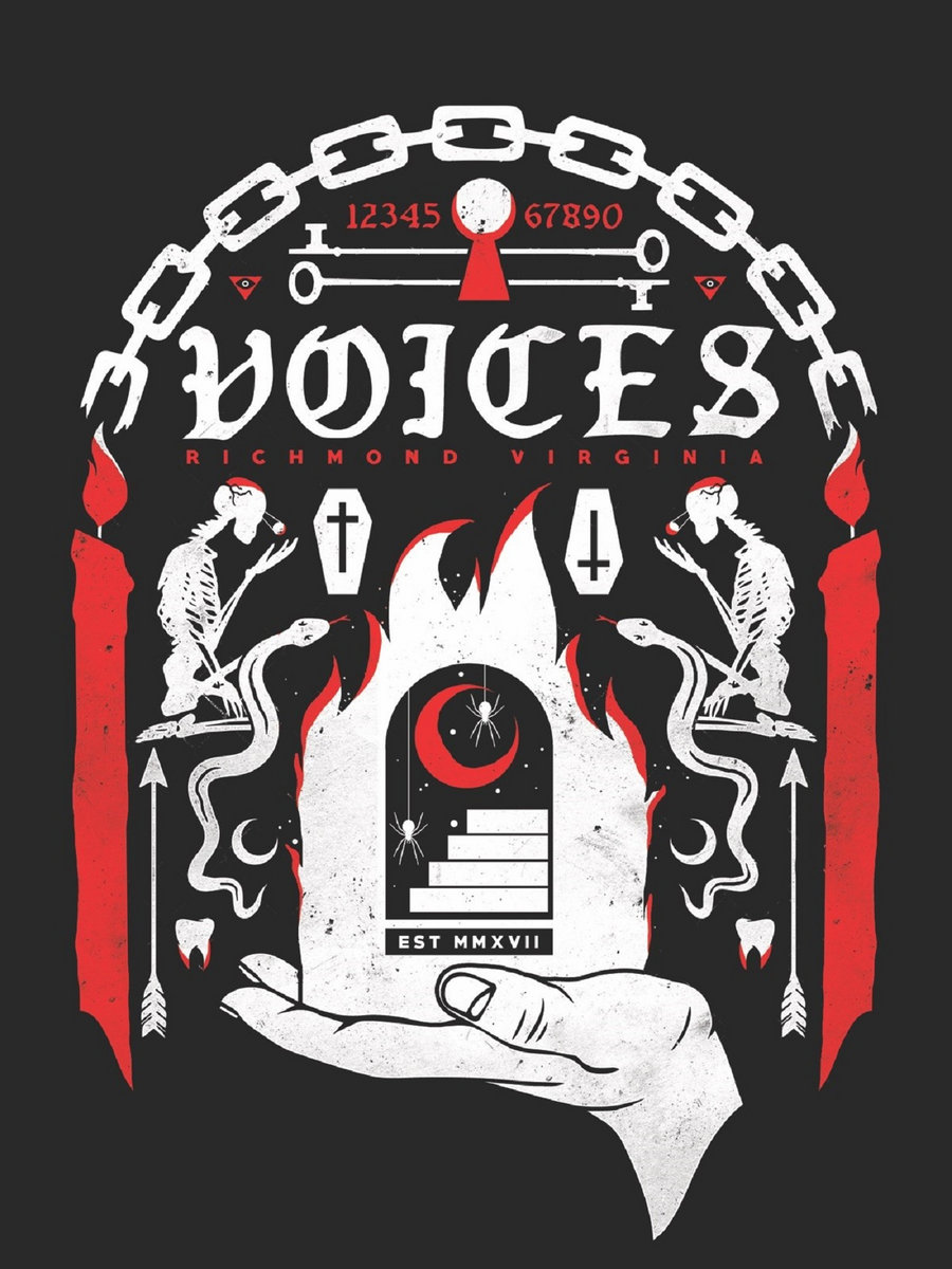 Voices - Disorder [EP] (2018)