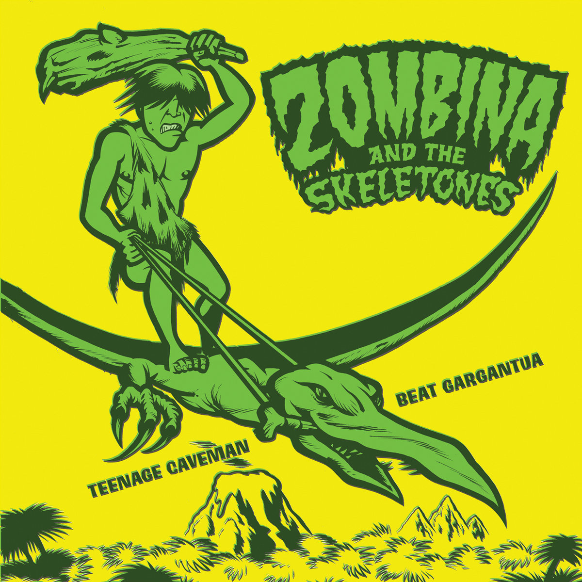 zombina and the skeletones discography download